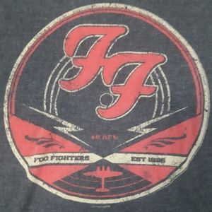 Foo Fighters t-shirt